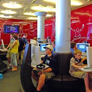 Интернет-кафе Порхова
