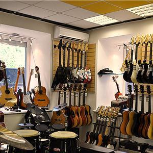 Музыкальные магазины Порхова