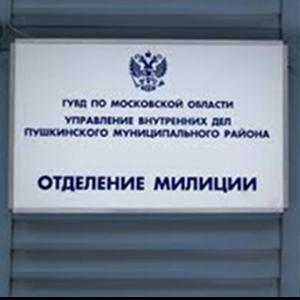 Отделения полиции Порхова