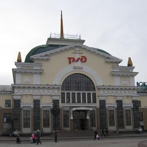 Железнодорожные вокзалы Порхова